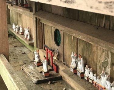 あの世とこの世の境…『玉置神社』で狐のフラグを回収してきた話